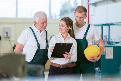 Conduct a complete warehouse inspection after the holiday rush is over.