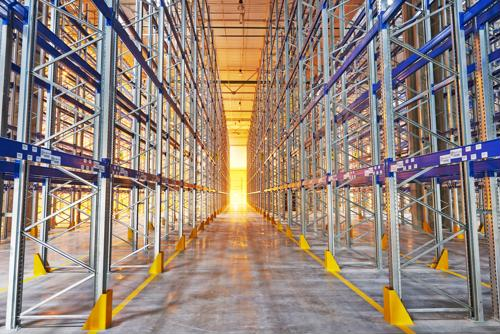 Consider your operation and inventory requirements before choosing a racking system.